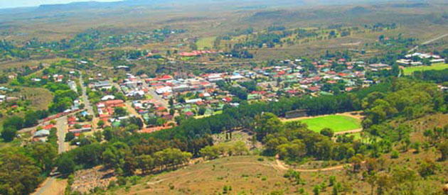 Burgersdorp Travel Information