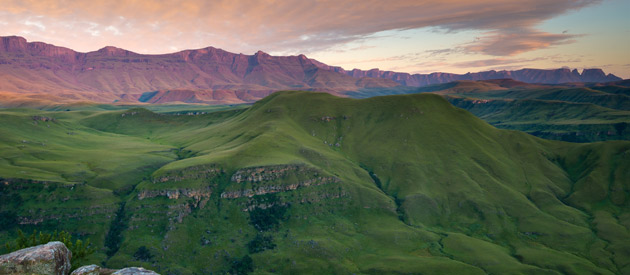 Mount Ayliff, in the Eastern Cape province of South Africa